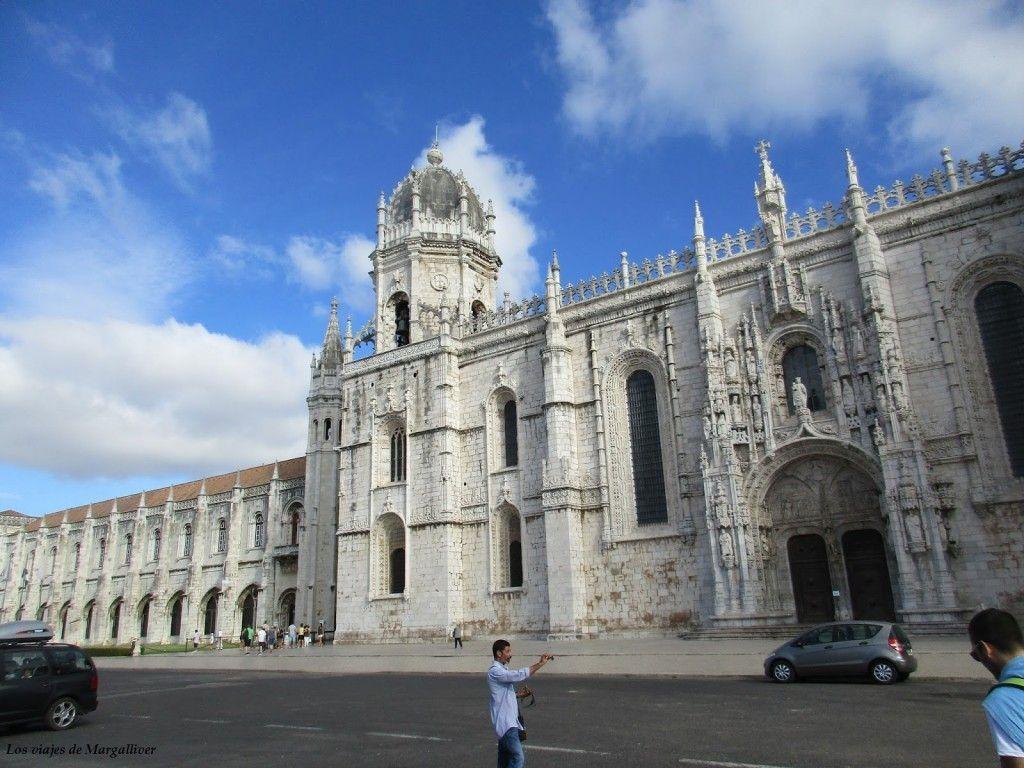 Convento de los Jerónimos en el barrio de Belem , Lisboa - Los viajes de Margalliver